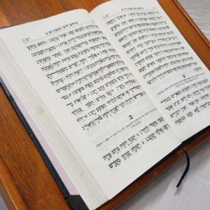 Молитва в синагоге